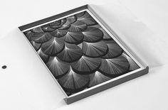 Balla Dora Typo-Grafika: Kai and Sunny, Limited Edition Box Set - The Flower Show - Series 2 #graphic design #black and white #monocrome