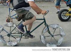 The Meta Picture - Part 216 #shoe #bike