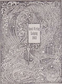Linotype Font Feature - Art Nouveau Fonts #1903 #nouveau #book #cover #art