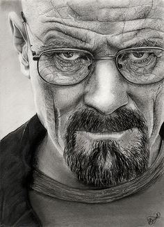 Breaking Bad Walter White by ThatArtistChick