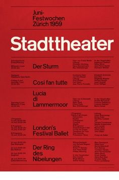 Lessons From Swiss Style Graphic Design | Smashing Magazine #design #graphic