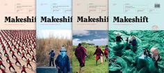 Makeshift #11 - #14 #IdN #editorial