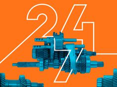 http://graphicdesignblg.com/post/121762862495/24-7-by-mark-wilson #24hour #24 #engineering #breakdown #design #logotype