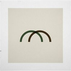 Geometry Daily #geometry #geometric #minimal #poster #art #circle #bridge