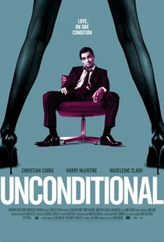 Unconditional - 1 SHEET #film #movie #sheet #poster #one