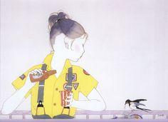 (7) seiichi hayashi | Tumblr #girl