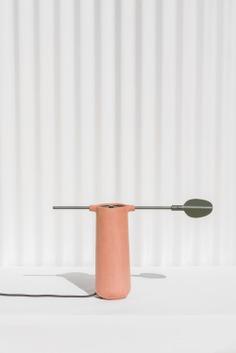 Baobá Lamp by Ventura Lab