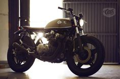 Cafe Racer Dream #bike #motorbike #motorcycle