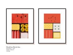 Mondrian Image