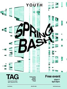 Youth Spring bash