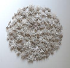 Rogan Brown - Paper Sculptures