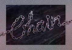 Bropix - Online Portfolio of Dirk Schuster - Art Direction, Illustration and Graphic Design #dirk #chain #schuster #type #3d #typo #typography
