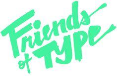 Friends of Type | Erik Marinovich
