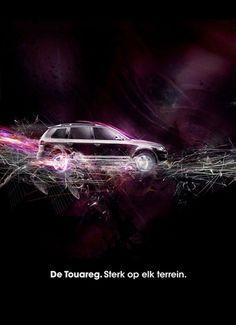 Boulder, Colorado Design Studio — BKW&Co — Volkswagen #netherlands #volkswagen #design #rotterdam #touareg #poster