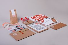 the Snow Man - SilentPartner — The Portfolio of Shane Loorham #branding #set #brand #logo #fun