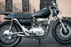 yamaha-xs650-caferacer004 #racer #xs650 #bike #caf