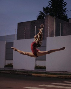 Gorgeous Portraits of Ballerinas and Dancers by Jacobo Ríos