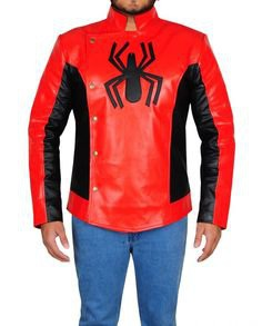 Spider Man Last Stand Leather Jacket (5)