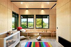 Kids' Pod at the Hill House #kids #pavilion #australia #architecture