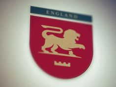 Dribbble - England by Fraser Davidson #badge