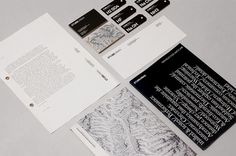 Stubburban : Tim Wan : Graphic Design #white #black #grid #identity #minimal #and