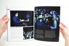 Corey Biggs Article #corey #spread #biggs #magazine