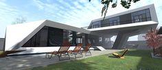 I.S. House #house #tbilisi #design #georiga #architecture #minimal #folding