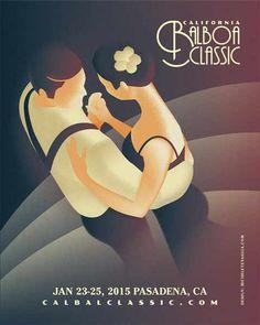 #poster #vintage #retro #balboa #california #micheletenaglia