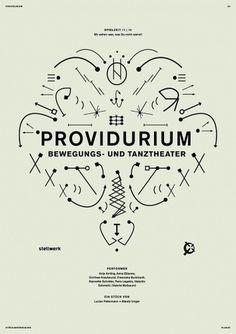 Providurium #minimal #poster