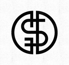 All sizes | Monogram Monday - 003 | Flickr - Photo Sharing! #design #type #monogram