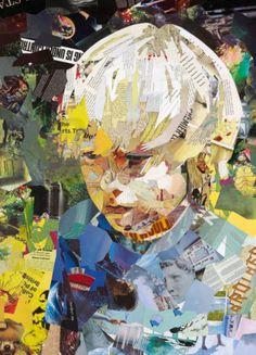 Patrick Bremer | PICDIT #photo #photography #portrait #art #media #collage #colour