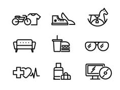 Scotty Simpson - Random icons #icon #symbol #pictogram