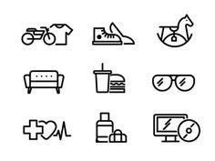 Scotty Simpson - Random icons #icon #symbol #pictogram
