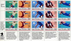 1992 Olympics stamps | Flickr - Photo Sharing! #olympic #stamps #games