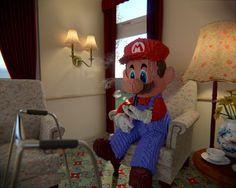 Mario #ibl #blender #3d #cg