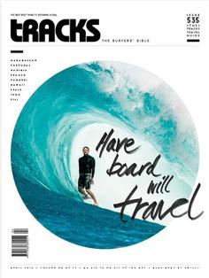 Tracks Magazine, Bondi Beach, Australia
