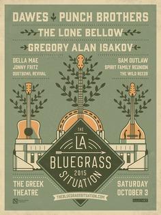 Weber Fine Acoustics Sponsors The LA Bluegrass Situation