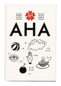 another #aha #drawing #magazine