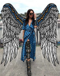 Robotic Angels