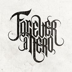 Band Job :: Music Art & Awesome Design :: Logo #logo #typography