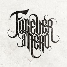 Band Job :: Music Art & Awesome Design :: Logo #logo #typography