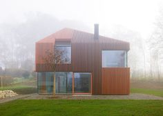 House 11×11 by Titus Bernhard Architekten