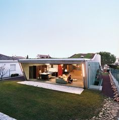 It Takes a Villa - Slideshows - Dwell #architecture