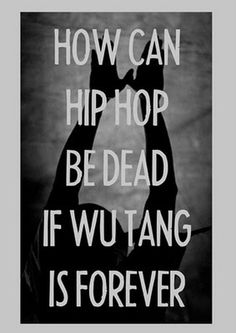 Wu #white #wutang #black #photography #hop #dead #bw #hip #typography