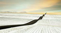 Christian Schmidt Captures Roads In Desolate Landscapes