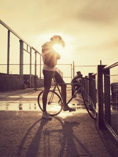 James Chororos | iGNANT #unflare #bike