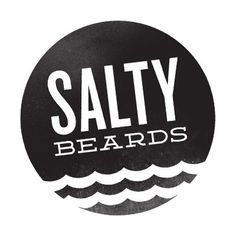 Salty Beards | Home of the Saltiest Surf Media #surf #surfing #beard #altybeards #beards #logo #salty #typography