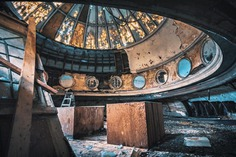 Abandoned USA: Stunning Urbex Photography by Tessa Alexandra Shea