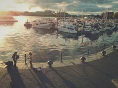 Victoria, Canada #canada #british #water #boats #photography #ship #music #musician #columbia