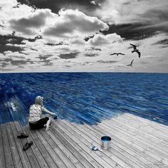 Photo Manipulation by Erik Johansson | Cuded #photo #manipulation #johansson #erik